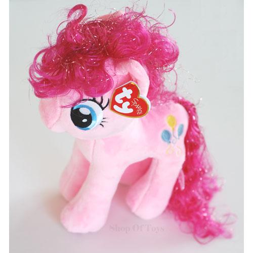 55badd002bd TY Sparkle Beanie - My Little Pony - Pinkie Pie (26cm).  PinkiePie Sparkle 1A. PinkiePie Sparkle 2A