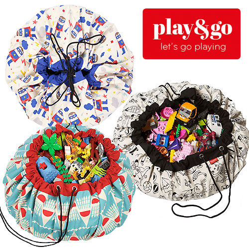 Play&Go Storage Bag Selection (40cm and 140cm)