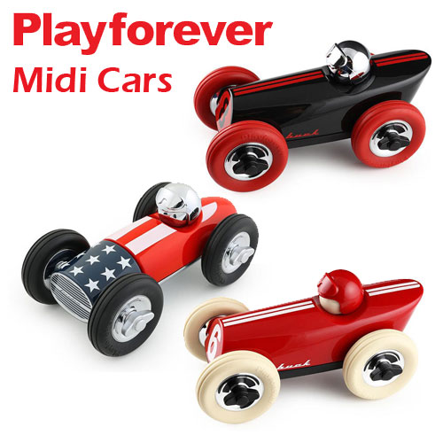 Playforever Midi Car Selection (3+ yrs)