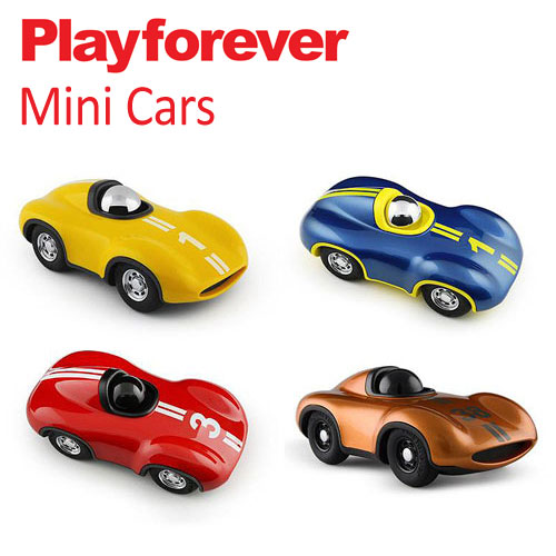 Playforever Speedy Le Mans Mini Cars Selection (3+ yrs)