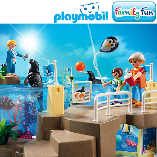Playmobil Family Fun Selection