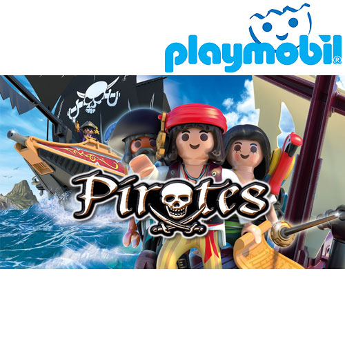 Playmobil - Pirates Series Playsets