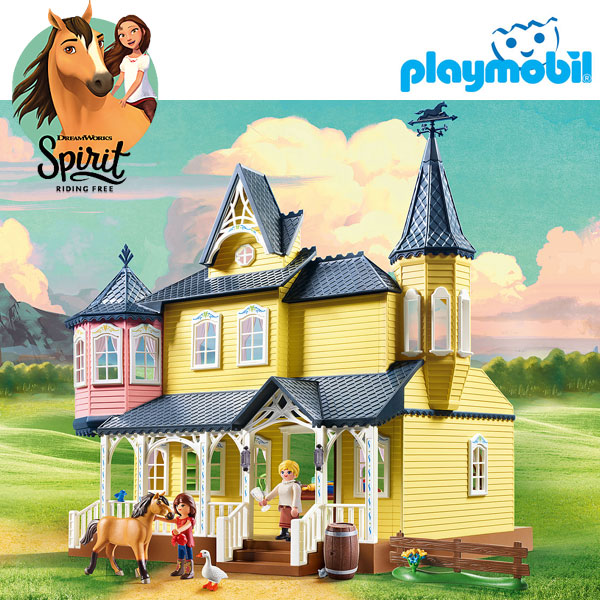 Playmobil Spirit Riding Free Set Selection