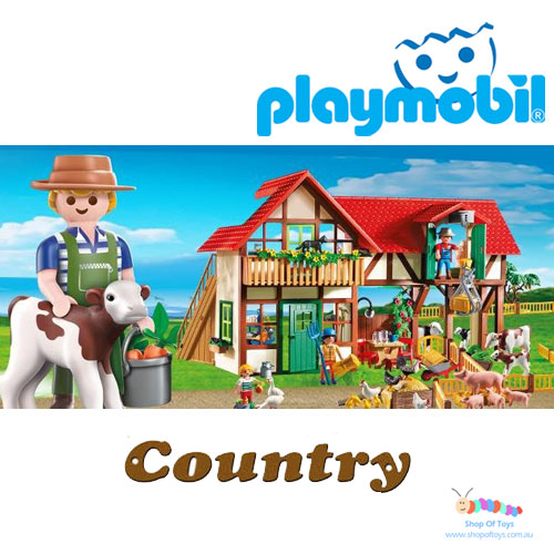 Playmobil - Country Life Series Playsets
