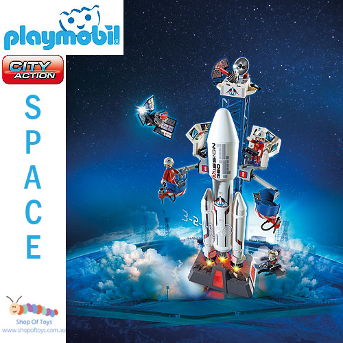 Playmobil - Space Mission Series Playsets
