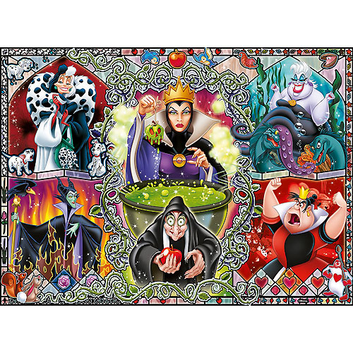Ravensburger disney wicked women puzzle 1000 pieces gumiabroncs Images