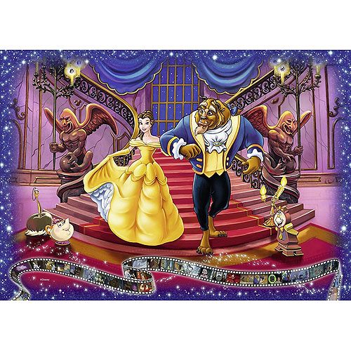 Ravensburger Disney Memories - Beauty and the Beast Puzzle (1000 pieces)