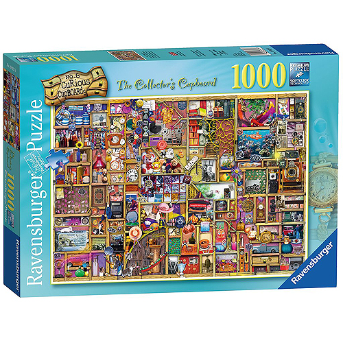 Colin Thompson - Collector's Cupboard Puzzle (1000 pieces)