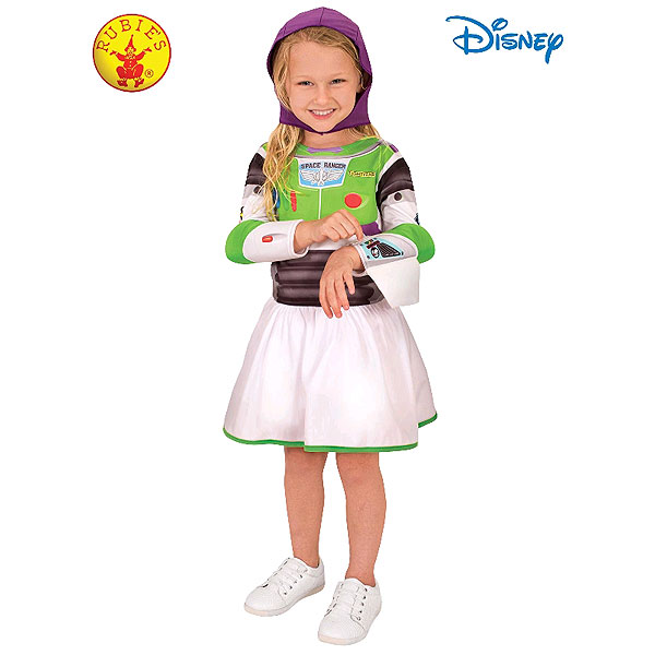 Rubies Toy Story Kids Costumes - Buzz Girl (Toddler Size)