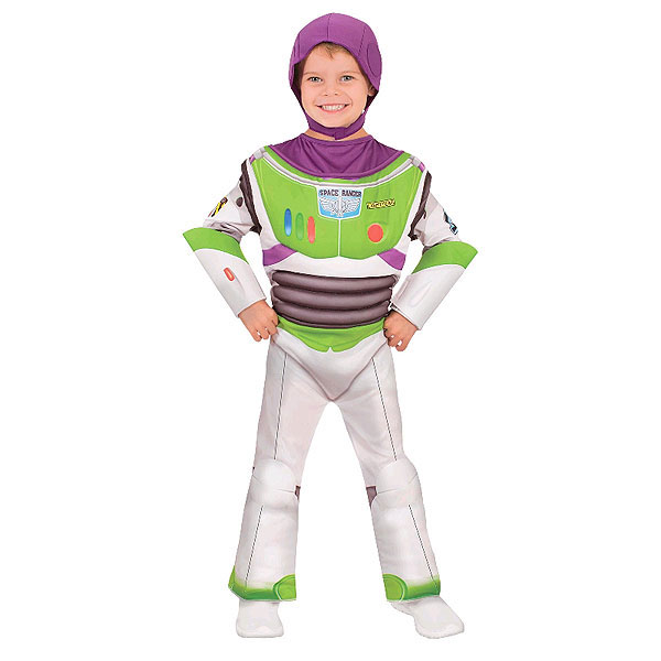 Rubies Toy Story Kids Costumes - Buzz (Size 3-5)