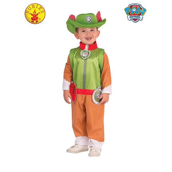 Rubies Paw Patrol Kids Costume - Tracker (2-3 yrs)