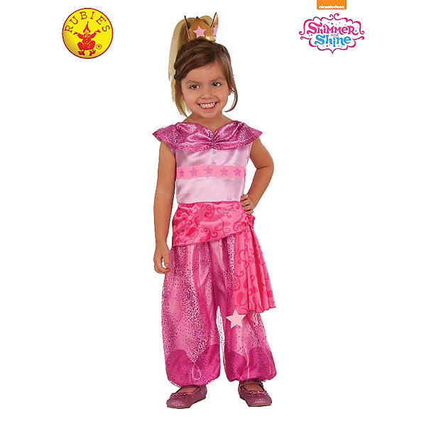 Shimmer and Shine - Leah Classic Costume (Size: Small)