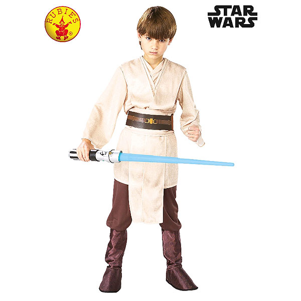 Star Wars Jedi Knight Deluxe Costume (size M, 5-7 yrs)