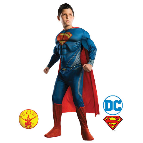 DC Comics Superman Child Costume - Small (3 to 4 years)