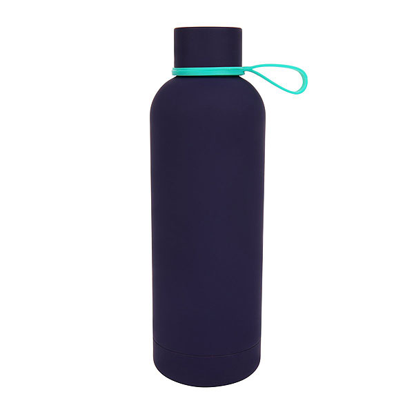 SunnyLife Water Flask (500ml) - Navy Blue