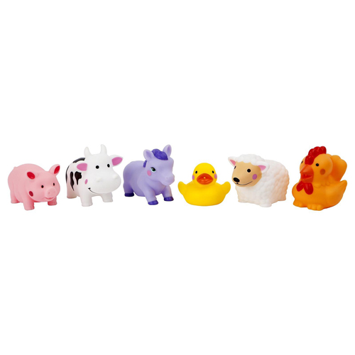SunnyLife Bath Squirters - Farm Animals
