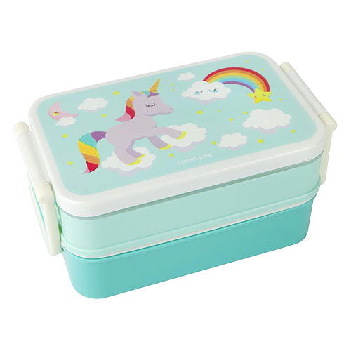SunnyLife Bento Box - Unicorn