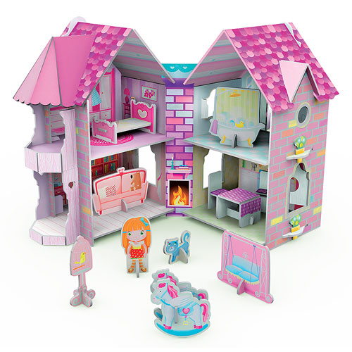 Sassi Junior Dollhouse (3+ yrs)