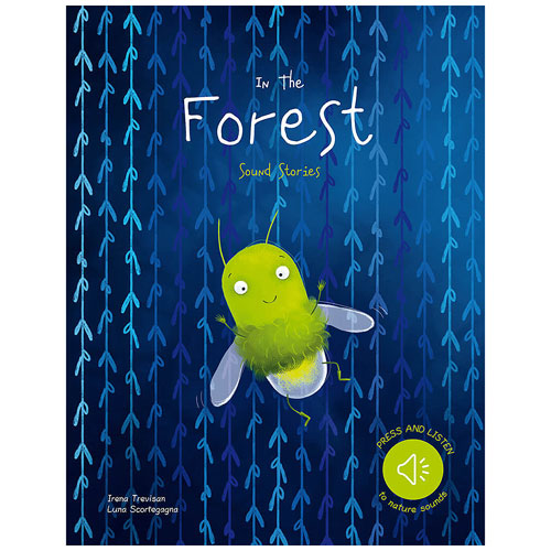 Sassi Junior - In the Forest Sound Book (6+ yrs)