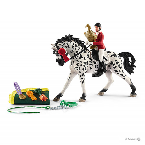 Schleich Show Jumping Tournament Playset