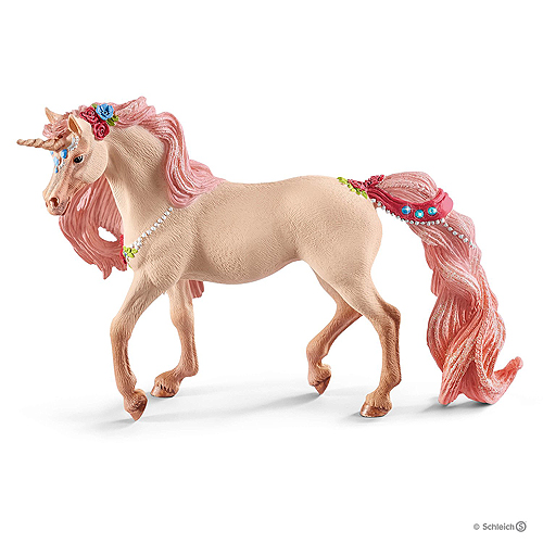Schleich Bayala - Decorated Unicorn Mare