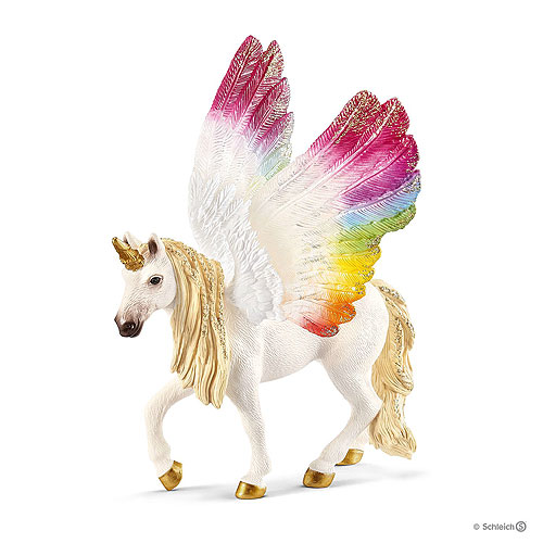 Schleich Bayala - Winged Rainbow Unicorn