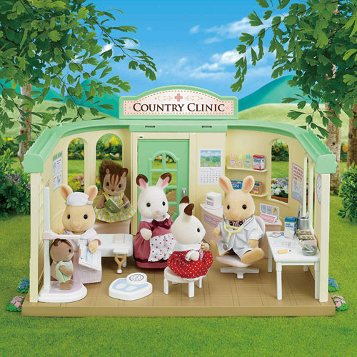 Sylvanian Families - Country Doctor Clinic