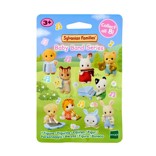 Sylvanian Families - Baby Band Series Mystery Blind Pack (1 bag)