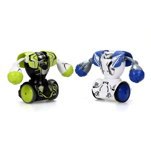 Silverlit Robo Kombat Twin Pack (5+ yrs)
