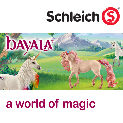 Schleich Bayala Figurine and Playset Selection