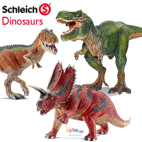 Schleich Dinosaur and Prehistoric Animal Selection
