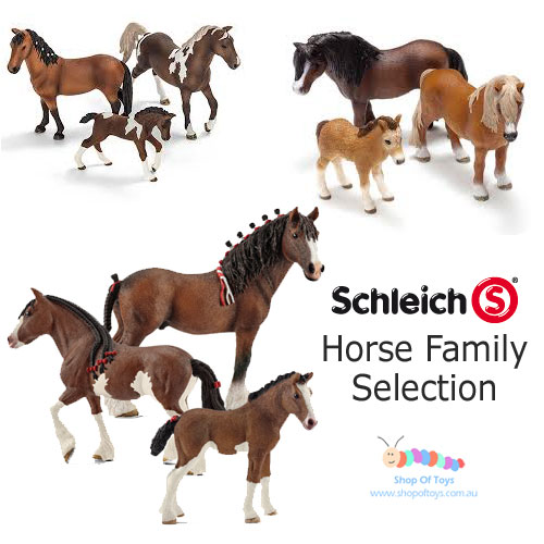 Schleich Horse Family Selection