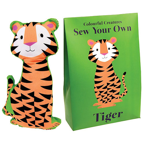 Sew Your Own Kit - Tiger