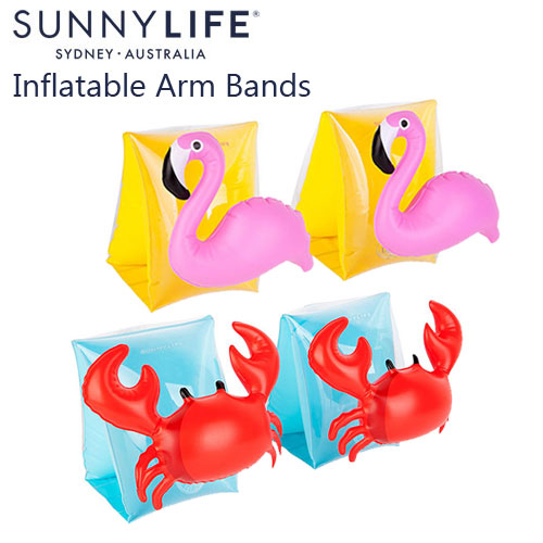 SunnyLife Inflatable Arm Band Floaties Selection