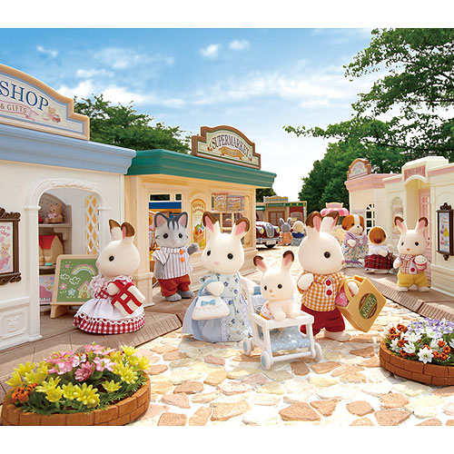 Sylvanian Families - Village Shops Selection