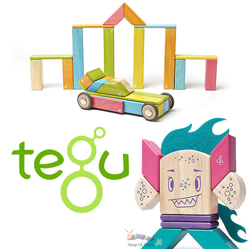 Tegu Blocks Selection