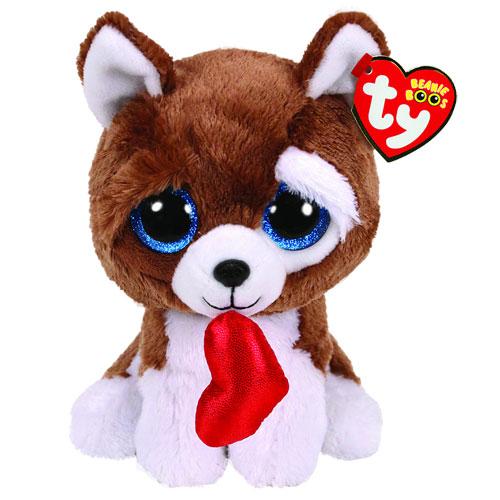 ab02a6c2ac7 Ty Beanie Boos - Valentine 2019 - Smooches the Dog (Regular)