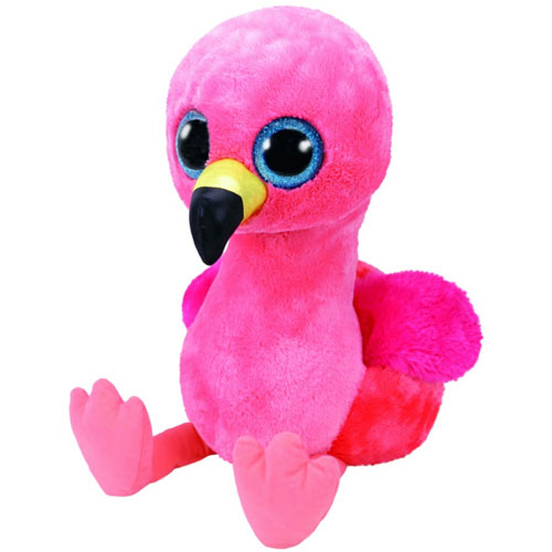 TY Beanie Boos Gilda the Flamingo (Large)