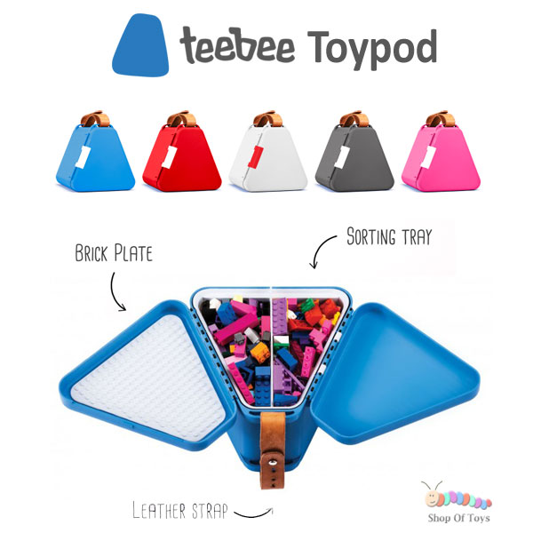 Teebee Toypod Selection