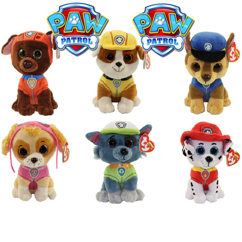 Ty Beanie - Paw Patrol selection bfc374e89d6