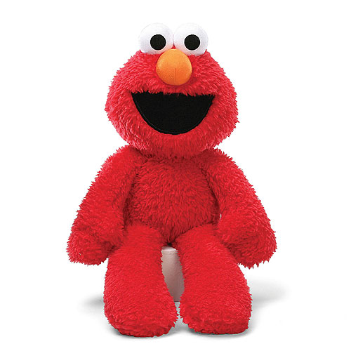 Sesame Street Take Along Buddy - Elmo (30cm)