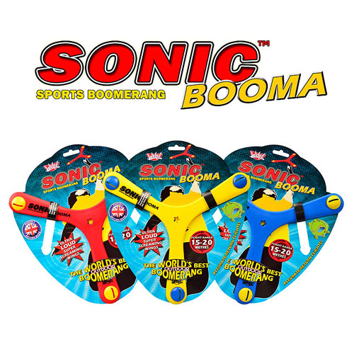 Wicked Sonic Booma (8+ yrs)