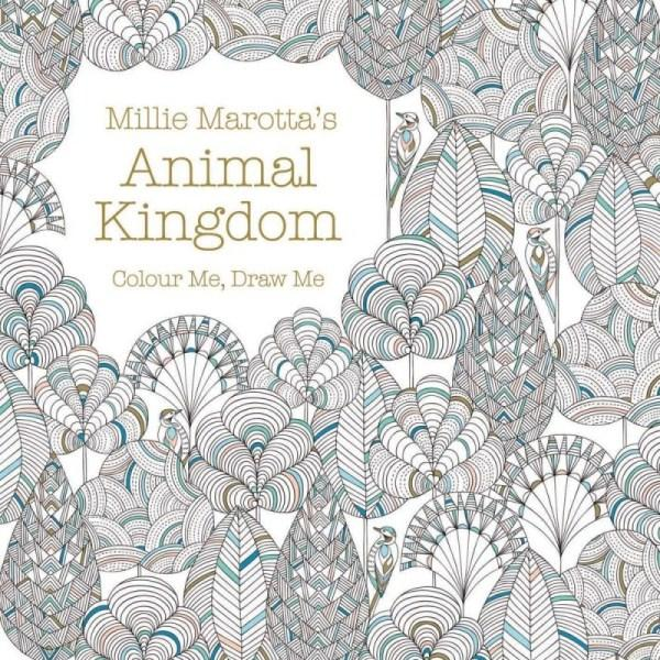 Millie Marottas Animal Kingdom Colour Me Draw