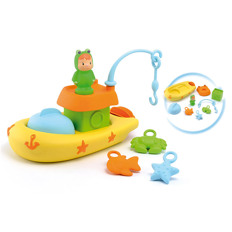 Green Toys® Tugboat (Eco friendly bath toy)