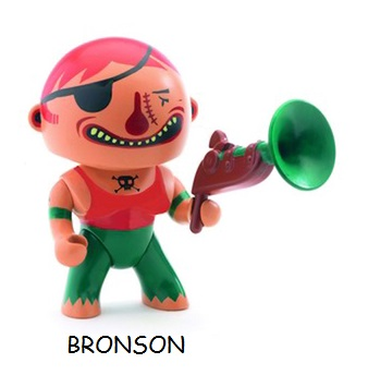 Arty Toys Pirate Bronson