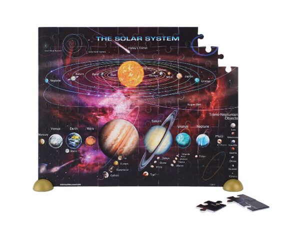 Heebie Jeebies - Solar Systems Puzzle (80 pieces, 6+ years)