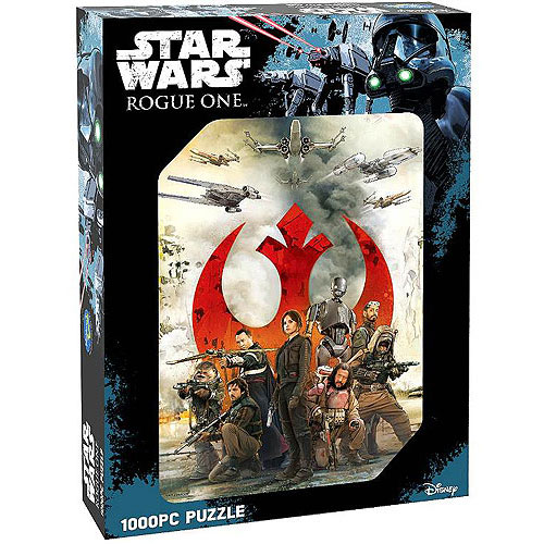 Star Wars Rogue One - Rebel Alliance (1000 pieces)