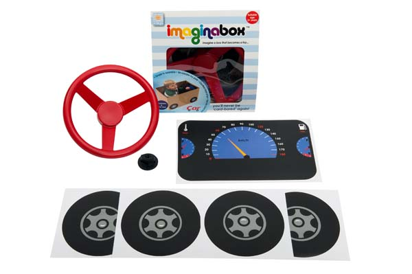 Imaginabox Car