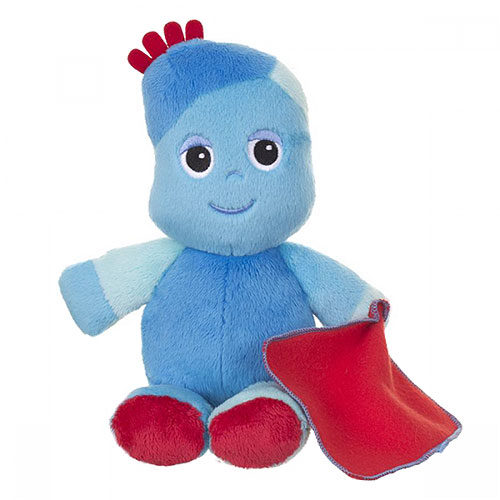 In the Night Garden - Snuggly Singing Igglepiggle Plush (10mths+ years)