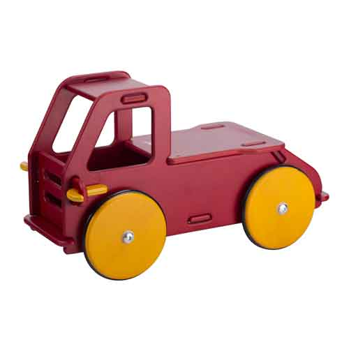 Moover Toys Baby Truck Ride-on (Red)
